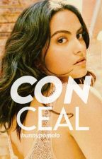conceal. × jeronica/vughead by hunnypomelo