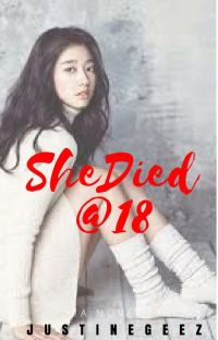 She Died at 18 cover