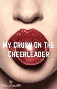 My crush on the Cheerleader (gxg) cover