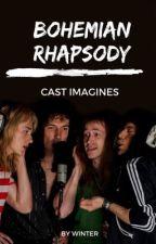 bohemian rhapsody cast imagines by headfirstfcrhalcs