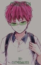 Connection ( Saiki k x reader ) by Oikawas_My_Name