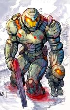 (DoomSlayer male reader x fem creepypastas) The hellwalker by DJsolace23