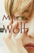 Mr. Wolf  || Vkook by MistakeEn__