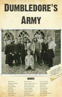 Armia Dumbledore'a  cover