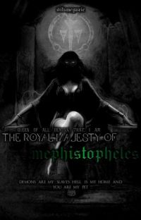 THE ROYAL MAJESTY OF THE MEPHISTOPHELES cover