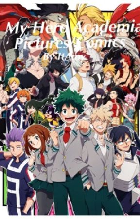 My hero academia comics/pictures by ItAmy764