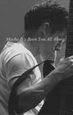 Maybe It's Been You All Along - Alex Turner by cresseeta