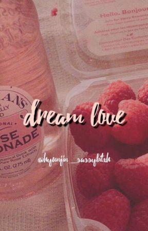 [SLOW UPDATE/HIATUS]Dream Love -Fictional Story Book- by jaeruliePeachy