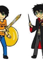 Demigods At Hogwarts by Jessicorn1