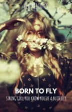 Born to Fly by beckielarsen