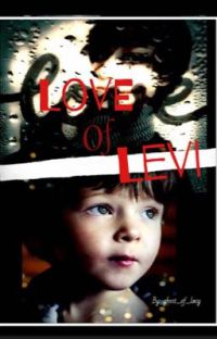Love of Levi (second book)  cover