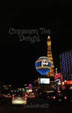 Cinnamon Tea Delight by Geandra02