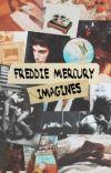 freddie mercury imagines  cover