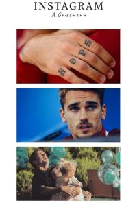 Instagram | Griezmann cover