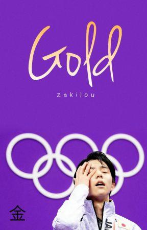 Gold (Yuzuru Hanyu) by zakilou