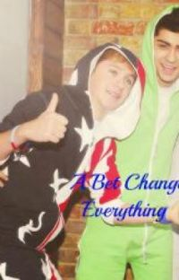 Ziall-A Bet Changes Everything cover