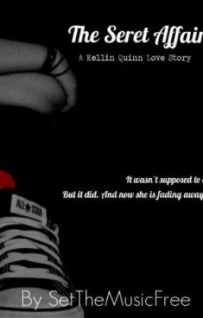 The Secret Affair (Kellin Quinn/Sleeping With Sirens) by SetTheMusicFree