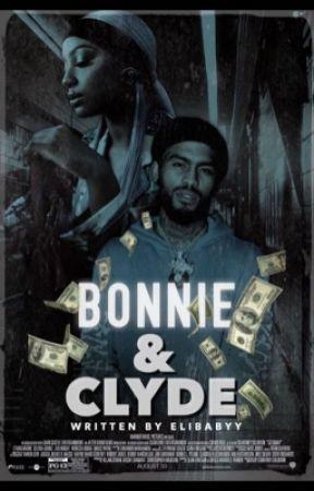 bonnie & clyde  by elibabyy