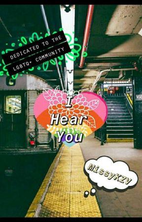 I Hear You by MissyKZV