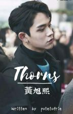 Thorns ⋆ Wong Yukhei by asteriourano