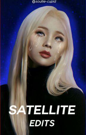❥ satellite edits by soullie-cupid