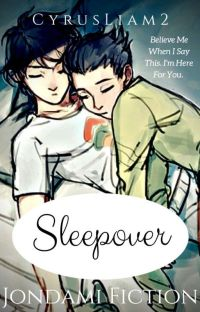 Sleepover (JonDami Fic) cover