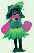 Her Lonely Prince - Ralsei X Reader by PinkTheGoat
