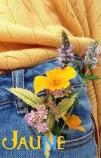 Jaune || Newt Scammander by LostInTheWildflowers
