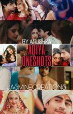 AdiYa X JenShad One Shots  by AnushkaJasminex