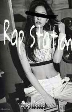 Rap Station   | Si Fueras Idol | by Scadaaa