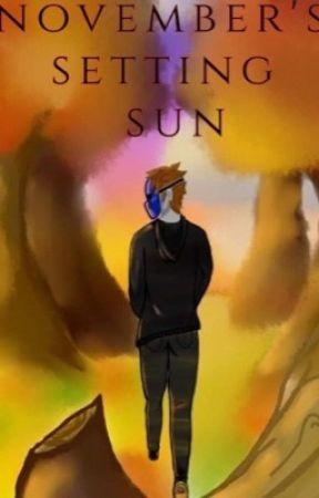 November's Setting Sun (Eyeless Jack x reader) by voidpineapples
