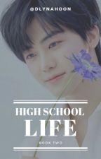 High School Life 2  by jinsketat