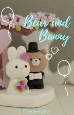 Bear and Bunny by FlickerAmethyst282