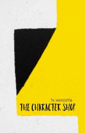The Character And Plot Shop by WeWriteStuffClub