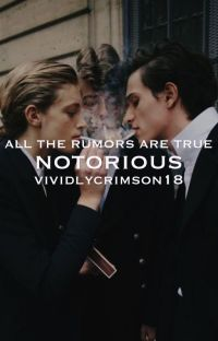 Notorious (WICKED #3)  cover