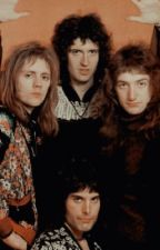 Queen - band by SnazzyNatty