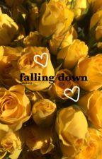 falling down by gabeieioh