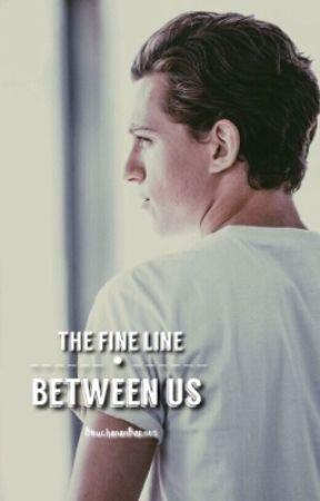 The Fine Line Between Us by BBuchananBarnes