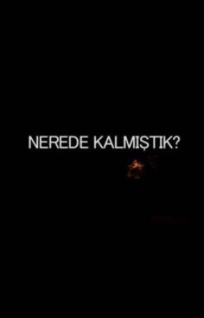 YENİDEN DEĞİL KALDIĞIMIZ YERDEN! by selcukorhan