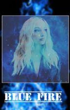 Blue Fire by _secret_girl_15