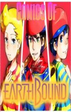 Comics Of Earthbound  by xXJill-SweetXx