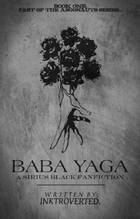 BABA YAGA ━ sirius black by Glasglowkiss
