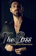 The Boss (boyxman) by xBloodyMistHeavenx