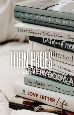 Torn pages by Queen_messybae