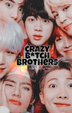 Crazy Bitch Brothers - Bts Malay Fanfic by taehehehe-