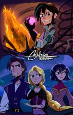 Tangled the series by TMNTraph135