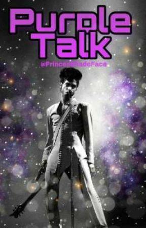 Purple Talk by PrincesShadeFace