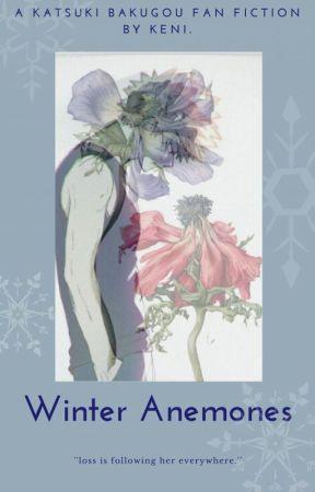 Winter Anemones | My Hero Academia FF by bynnchimken