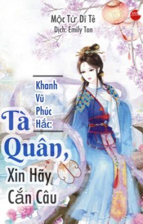 Khanh Vũ Phúc Hắc by Emily_Ton