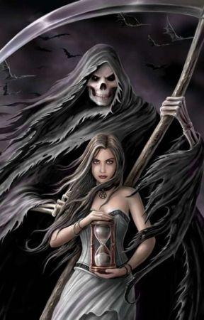 A morte e eu by JssicaDias174